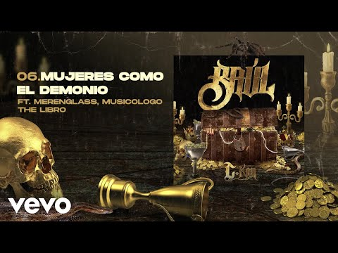 C-Kan - Mujeres Como El Demonio (Audio Oficial) ft. Merenglass, Musicologo The Libro