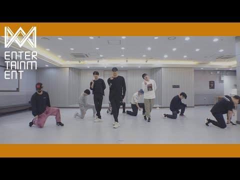 B1A4_오렌지색 하늘은 무슨 맛일까? (what is LovE?) Dance Practice Video