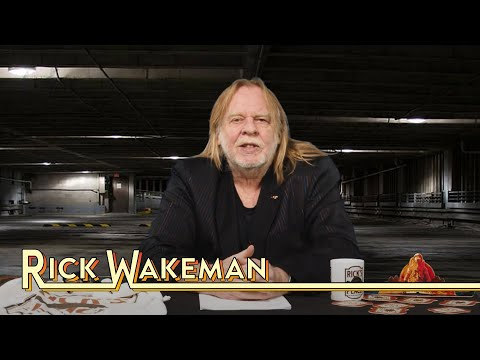Rick Wakeman - A Sneak Preview of Rick's Plaice Episode 1