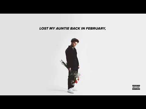 Phora - To The People I Needed, Thank You For Leaving [Official Lyric Video]