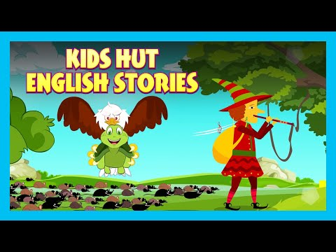Kids Hut English Stories | Tia and Tofu Storytelling | Bed Time Stories For Kids | T-Series Kids Hut
