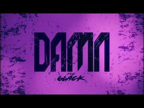 Omah Lay - Damn (feat. 6lack) (Official Lyric Video)