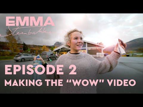 Emma Steinbakken VLOG - Episode 2 (WOW music video BTS)