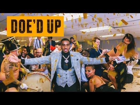 Bugzy Malone - Doe'd Up (Official Music Video)