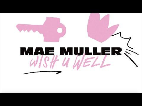 Mae Muller - wish u well (Lyric Video)