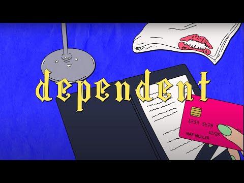 Mae Muller - dependent (Lyric Video)