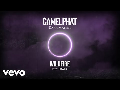 CamelPhat - Wildfire (Visualiser) ft. LOWES