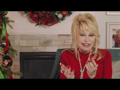 Dolly Parton - Cuddle Up, Cozy Down Christmas (Behind The Song)