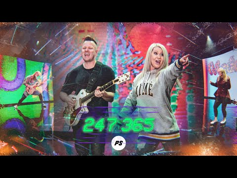 247 365 | Over It All | Planetshakers Official Music Video