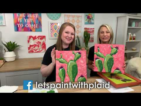 Celebrating Creativity at Plaid Crafts
