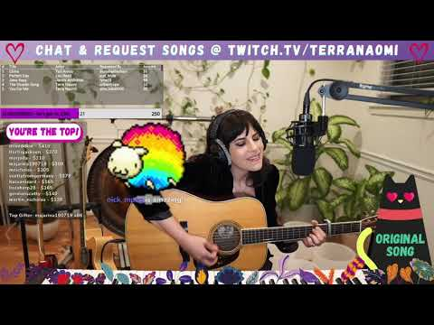 Say It's Possible live on Twitch