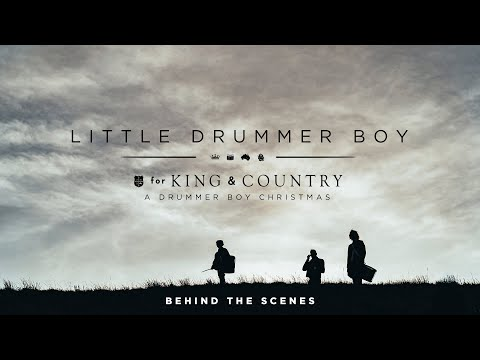 for KING & COUNTRY - Little Drummer Boy (Behind The Scenes)