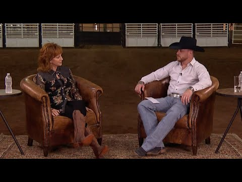 """Reba McEntire """"Fell In Love"""" With Dear Rodeo - An Intimate Conversation (Part 1)"""
