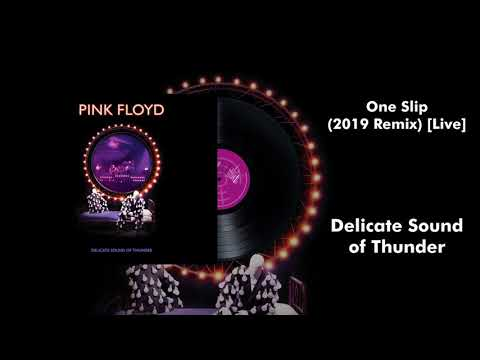 Pink Floyd - One Slip (2019 Remix) [Live] {Official Audio}