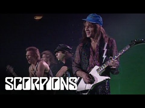 Scorpions - Lust Or Love (Live in Berlin 1990)
