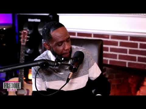 Conversations With Freddie Jackson #015 (Lean On Me)