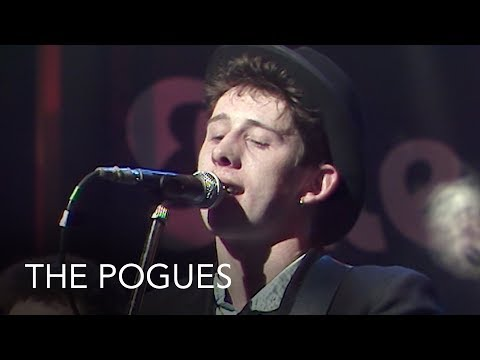 The Pogues - Whiskey, You're The Devil (The Tube, 11.01.1985)