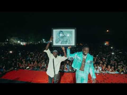 Diamond Platnumz - Perfoming live at Malawi (2020) Sandfestival