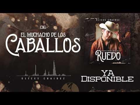 El Muchacho de los Caballos - Ulices Chaidez - DEL Records 2020
