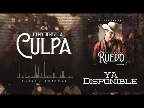 Tu No Tienes La Culpa - Ulices Chaidez - DEL Records 2020