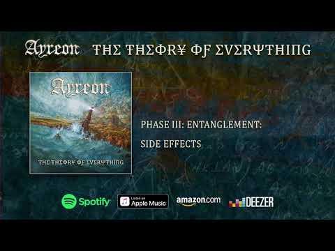 Ayreon - (Phase III - Entanglement) Side Effects