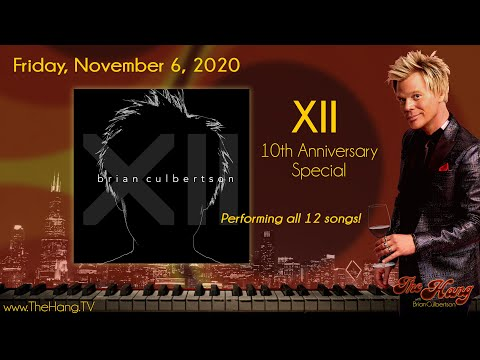 The Hang with Brian Culbertson - XII Special