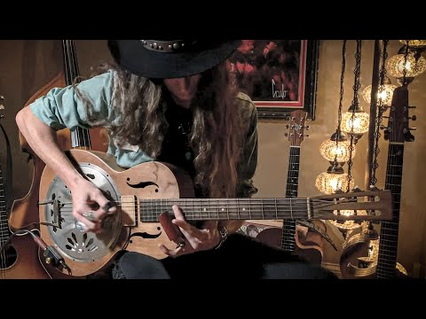 Son House's DEATH LETTER BLUES • Delta Blues Slide Guitar Cover
