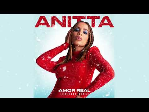 """Anitta """"Amor Real"""" [Official Audio]"""