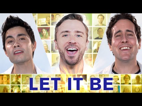 """""""Let It Be"""" The Beatles Cover 