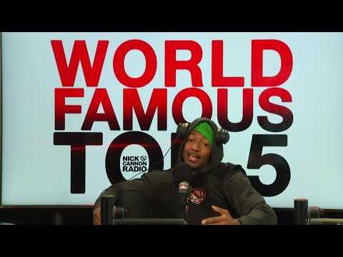 World Famous Top 5 Hip Hop duets! #NickCannonRadio