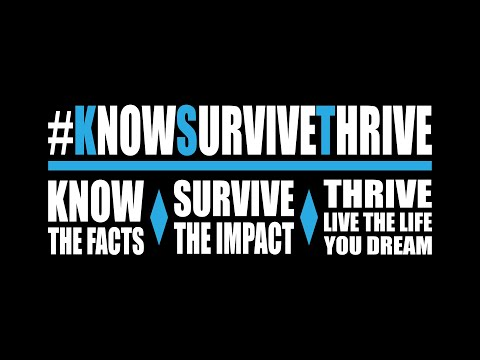 November is National Diabetes Month - #KnowSurviveThrive