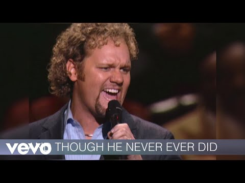 David Phelps - End Of The Beginning (Lyric Video/Live At Carnegie Hall, New York, NY/2002)