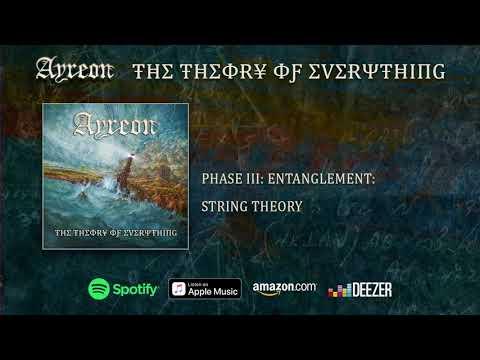 Ayreon - (Phase III - Entanglement) String Theory
