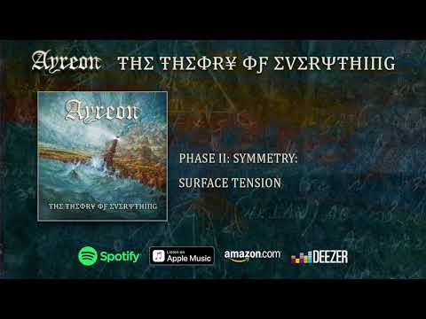 Ayreon - (Phase II - Symmetry) Surface Tension