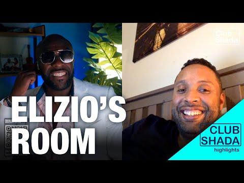 Elizio's room at LIKE festival ft. DJ Guelas | Club Shada