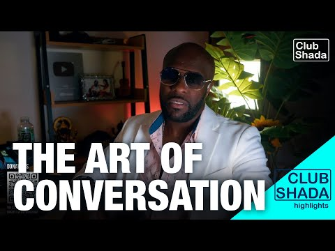 The lost the art of conversation | Club shada