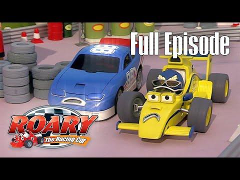 Roary the Racing Car | Tip Top Tin Top | Cartoons For Kids