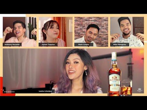 "Alfonso Light Brandy - ""Gets Kita""   Music Video (Lesha, JMKO, Jaytee, Anthony Rosaldo, Mark Carpio)"