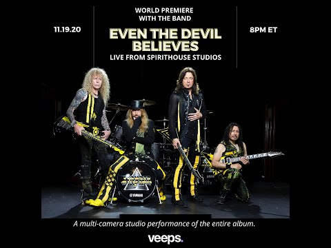 Trailer: Even the Devil Believes - Live from SpiritHouse Studios