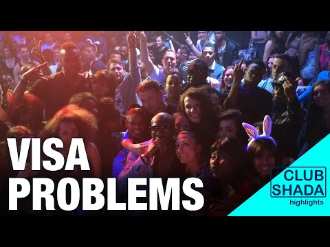 It's much easier to perform in Canada than the USA ft. DJ Guelas | Club shada