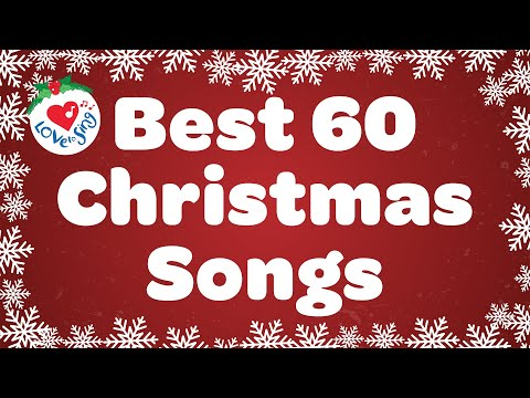 3 Hours Best Christmas Songs with Lyrics 🌟