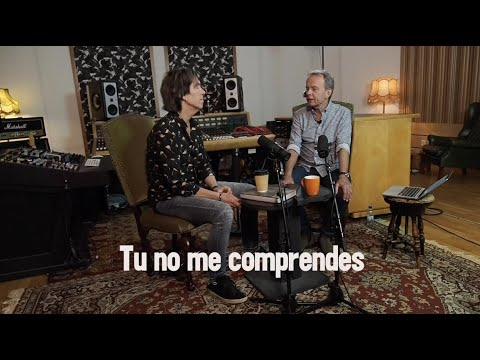 Per Gessle talks about Tu No Me Comprendes (You Don ́t Understand Me)