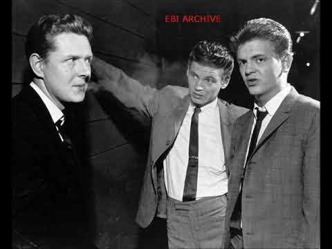 Everly Brothers International Archive : Red Robinson interviews The Everly Brothers (Oct 23 1957)