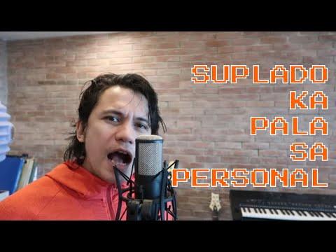 Sponge Cola - Suplado ka Pala sa Personal (The Itchyworms)