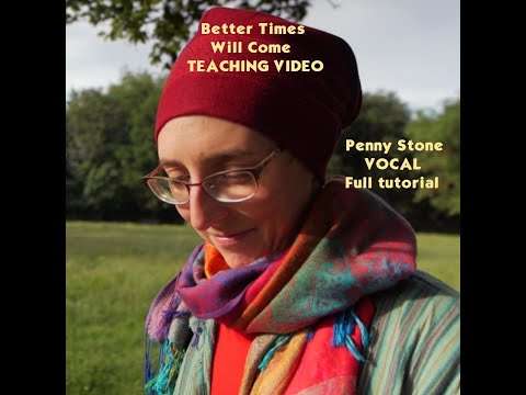 Penny Stone - Better Times Will Come (Janis Ian) * full tutorial