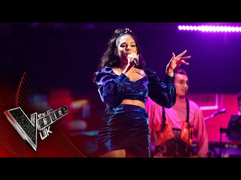 Lucy Calcines' 'Problem' | Semi-Final | The Voice UK 2020