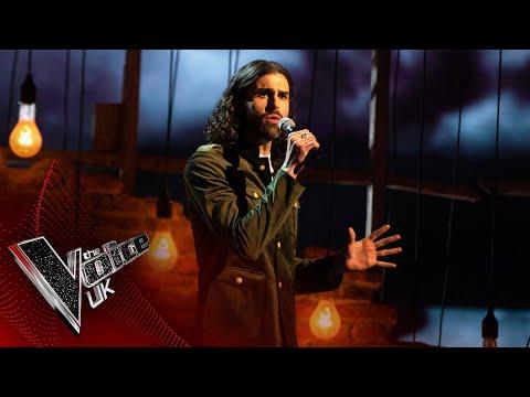 Jonny Brooks' 'Million Reasons' | Semi-Final | The Voice UK 2020