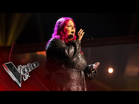 Trinity-Leigh's 'Lose You To Love Me' | Semi-Final | The Voice UK 2020