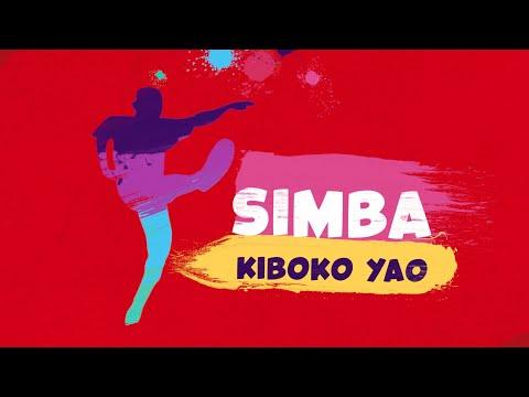 Diamond Platnumz - Simba (Lyric Video)