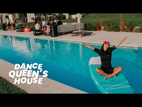 I fell into the pool - Dance Queen's House #5